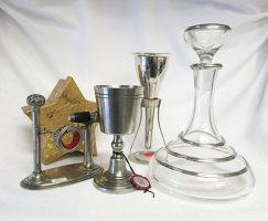 Pewter-gift-set-use